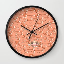Himouto! Umaru-chan 17 Wall Clock