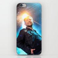 gorillaz iPhone & iPod Skins featuring Damon Albarn (Blur) - II by Tomás Correa Arce (RockMe TommyBoy)
