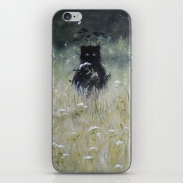 Nature Spirit - painting iPhone Skin