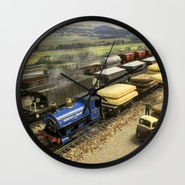 Taking the Biscuit Wall Clock