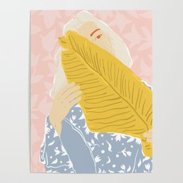 Shy Poster