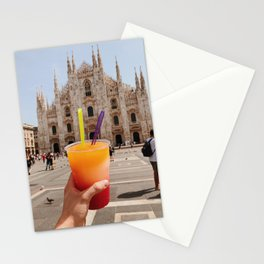 Duomo Refreshments Stationery Cards