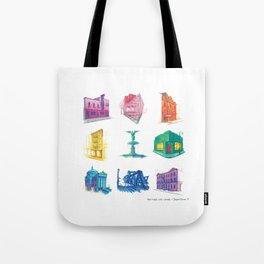NYC Pride (Square Print) Tote Bag