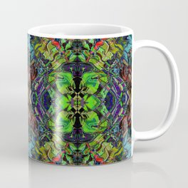 Paint Mandala 003 Coffee Mug