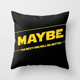 A Renewed Hope Throw Pillow