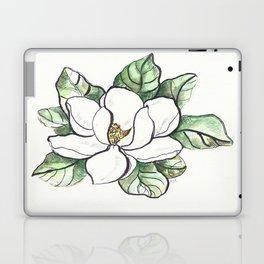 Magnolia Grandiflora Laptop & iPad Skin