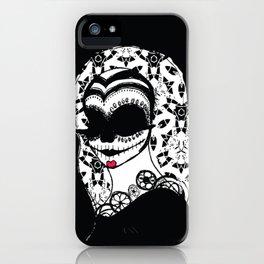 La Novia Muerta iPhone Case