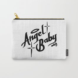 ANGEL BABY Carry-All Pouch