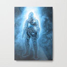 ashen one Metal Print