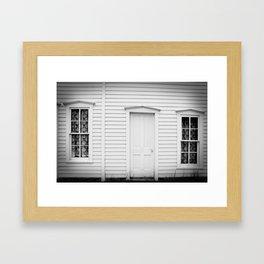 little home Framed Art Print