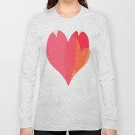 Heart love Long Sleeve T-shirt