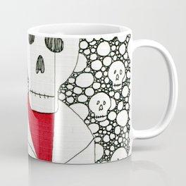 Skulls & Buddha No. 27 Coffee Mug