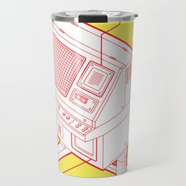 ARCADE CAB - VS.SYSTEM Travel Mug