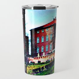 cracow - wawel Travel Mug