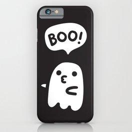 Cute ghosts iPhone Case