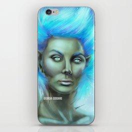 Will o' the Wisp iPhone Skin