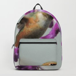 Slipping in for Another Sip Backpack