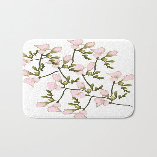 Pink Simplicity  Bath Mat
