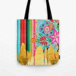 VIDA Tote Bag - cosmic light 14 by VIDA