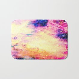 Galaxy: Carina Nebula Colorful Bath Mat