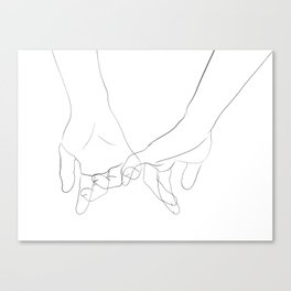 promesse Canvas Print