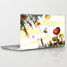 Against the Tide Laptop & iPad Skin