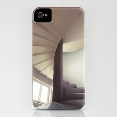 Spiral frontal iPhone (4, 4s) Slim Case