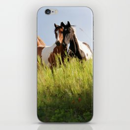 The Wild Bunch-Horses iPhone Skin
