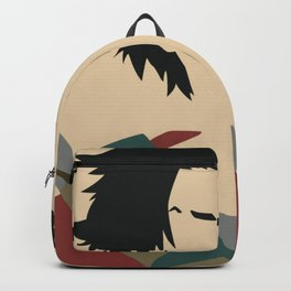 Samurai Champlo Backpack