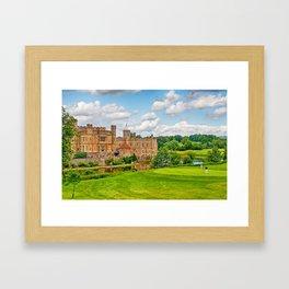 Leeds Castle Golf 3 Framed Art Print