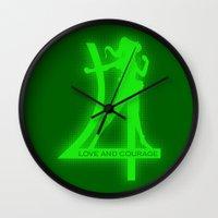 sailor jupiter Wall Clocks featuring Sailor Jupiter by trekvix