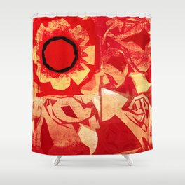 Insane Summer Shower Curtain