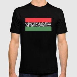 Hungarian trip T-shirt