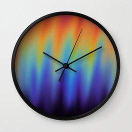 Fuego Wall Clock