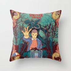 Strange Things lately Throw Pillow