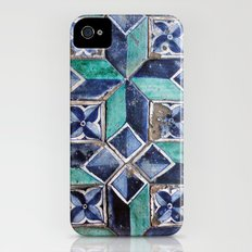 Tiling with pattern 3 iPhone (4, 4s) Slim Case
