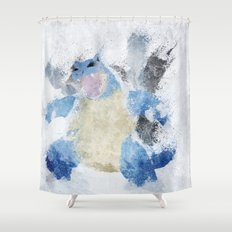 #009 Shower Curtain