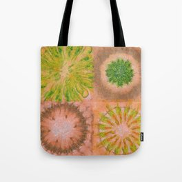 Murdering Nature Flowers  ID:16165-102100-72860 Tote Bag