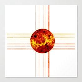 Mars Canvas Print