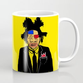 Jean Michelle Basquiat Coffee Mug
