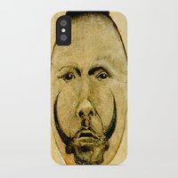 tribal iPhone & iPod Cases featuring tribal  by Joe Ganech