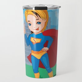 Super boy Travel Mug