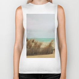 Aqua Sea Breeze Biker Tank