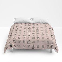 GAL Comforters