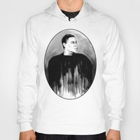 snl Hoodies featuring DARK COMEDIANS: Tracy Morgan by Zombie Rust