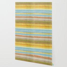 Colorbands Yellowstone Yellow Wallpaper