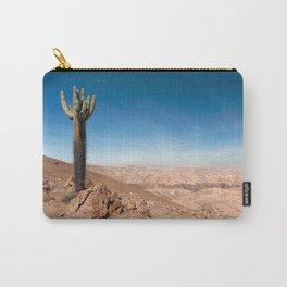 Pampa Galeras, Nazca, Peru Carry-All Pouch