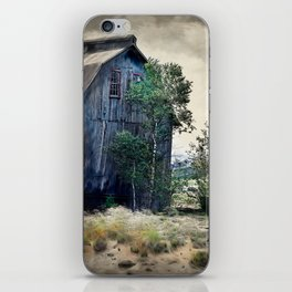 Browns fishery iPhone Skin