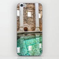 arab iPhone & iPod Skins featuring Arab Baths | Girona, Spain by Liesl Marelli
