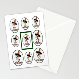 petro chico Stationery Cards